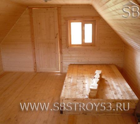 Деревянная мебель наших мастеров в наших домах из бруса.